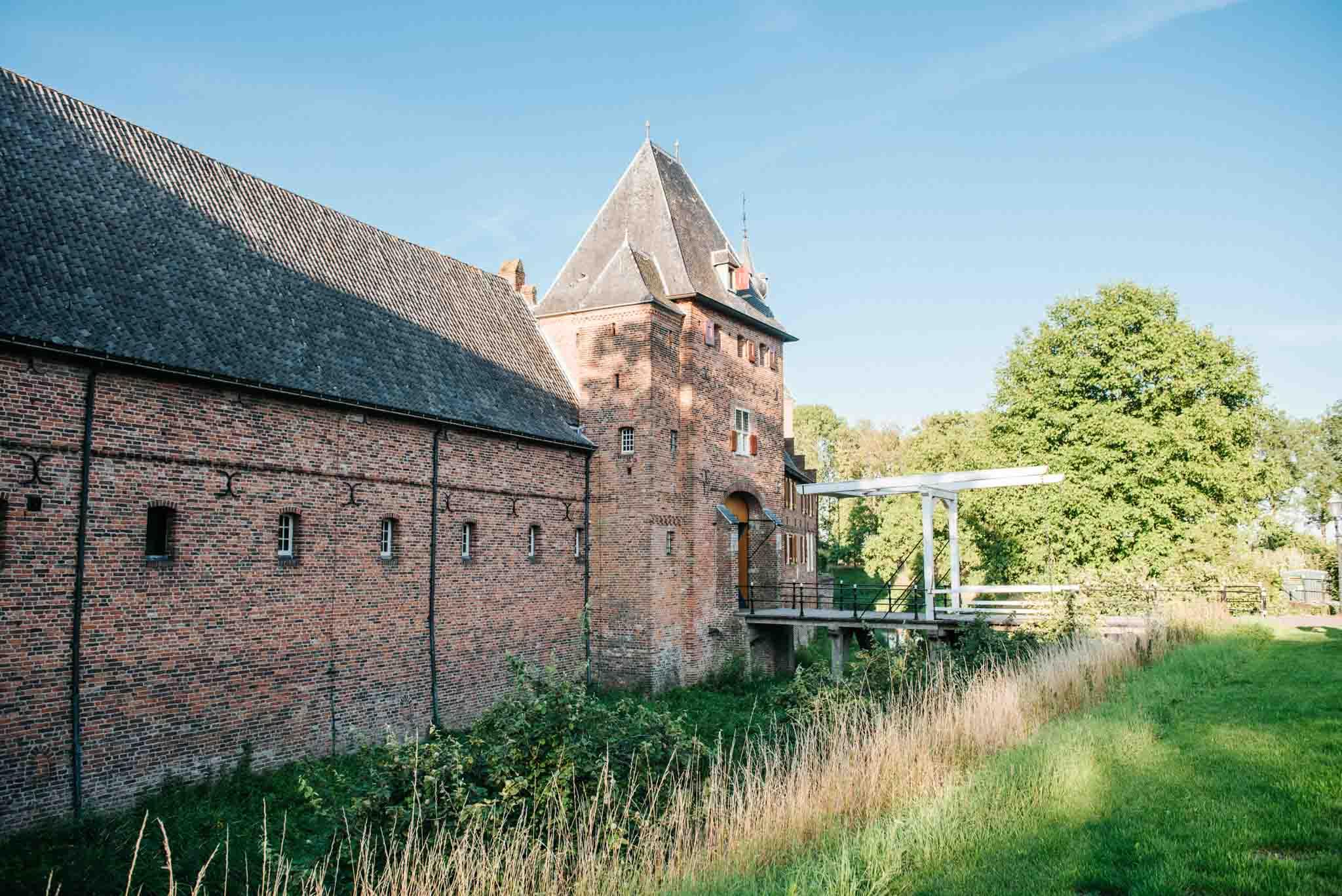 familiefotoshoot kasteel Doorwerth